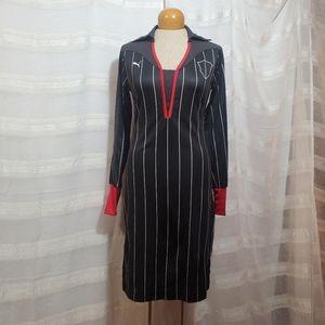 Puma long sleeve dress size L